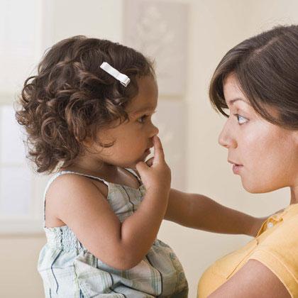 Bé mũi tẹt » Những nguy hiểm không lường trước khi vuốt mũi cho bé - Ảnh 2