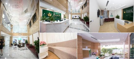 Bệnh viện thẩm mỹ Đông Á - Hệ thống chuỗi cơ sở lớn nhất Việt Nam - Ảnh 4