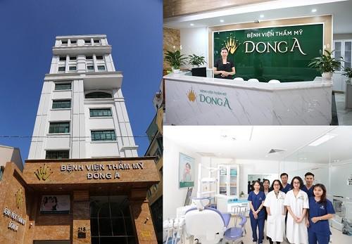 Bệnh viện thẩm mỹ Đông Á - Hệ thống chuỗi cơ sở lớn nhất Việt Nam - Ảnh 8