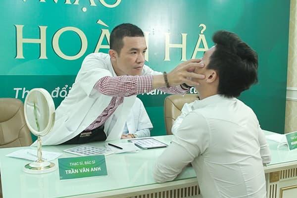 """Thay đổi dáng mũi, """"Hai Lúa"""" Đào Văn Tuấn trở thành Hotboy The Face - Ảnh 3"""