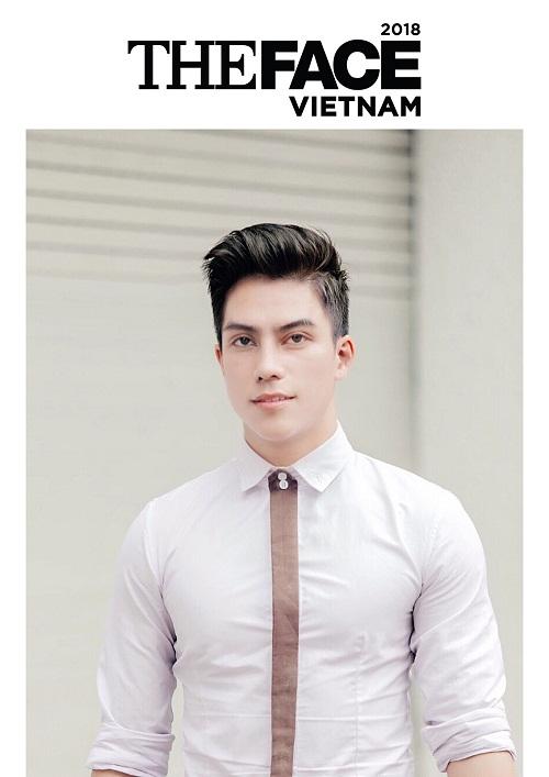 """Thay đổi dáng mũi, """"Hai Lúa"""" Đào Văn Tuấn trở thành Hotboy The Face - Ảnh 6"""