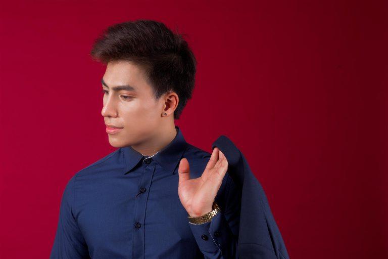 """Thay đổi dáng mũi, """"Hai Lúa"""" Đào Văn Tuấn trở thành Hotboy The Face - Ảnh 5"""