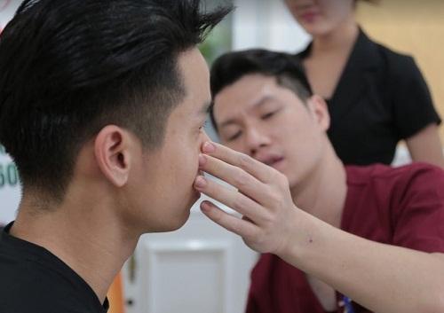 3 điều trước và sau khi nâng mũi nam giới cần biết trước khi PTTM