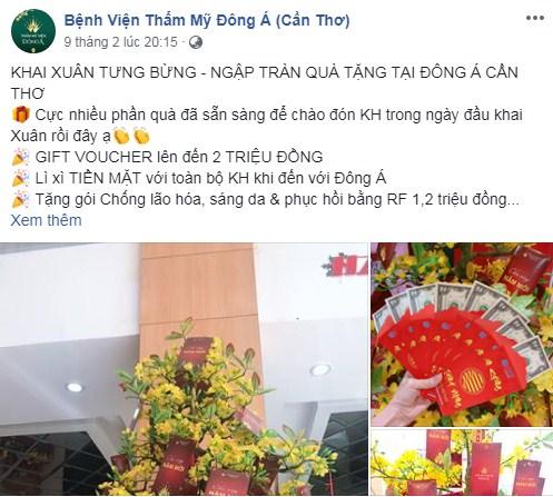 Thẩm mỹ viện Đông Á Cần Thơ | 10 Mẹo nhỏ cho bạn đến Nâng mũi - Hình 3