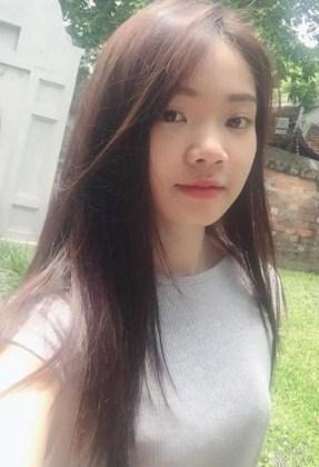 Gương mặt của khách hàng trước khi nâng mũi ở Nghệ An - Thẩm mỹ viện Đông Á Vinh