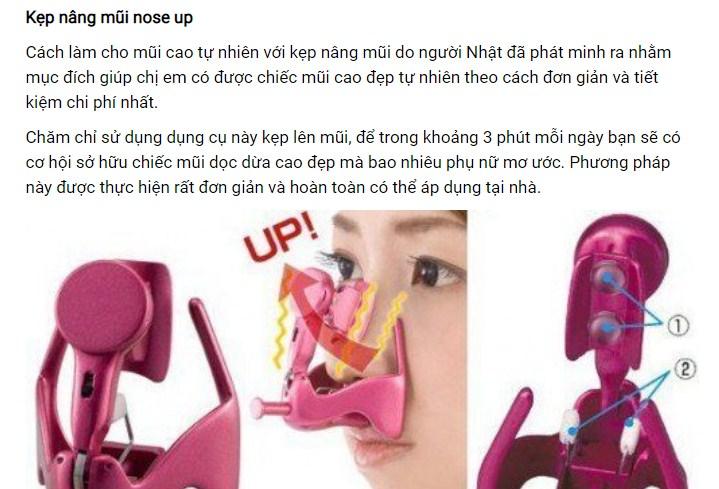 Vuốt mũi không thể làm mũi cao lên! Tồn tại nhiều nguy hiểm tiềm ẩn - Hình 3