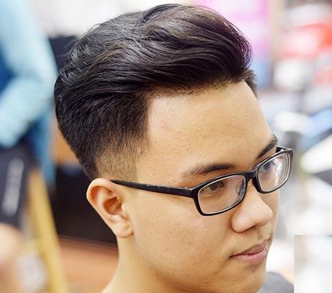 TOP 7 Kiểu tóc cho nam mũi to Dễ Dàng đốn tim các Thiếu Nữ - Hình 6