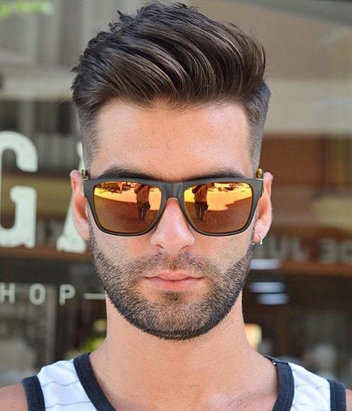 TOP 7 Kiểu tóc cho nam mũi to Dễ Dàng đốn tim các Thiếu Nữ - Hình 1
