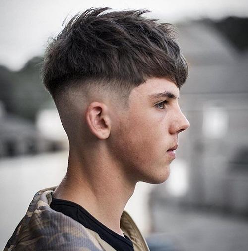 TOP 7 Kiểu tóc cho nam mũi to Dễ Dàng đốn tim các Thiếu Nữ - Hình 4