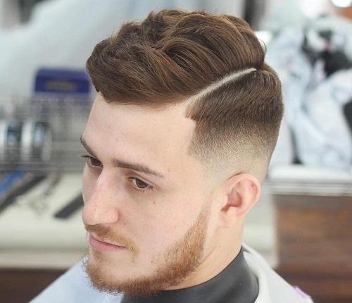 TOP 7 Kiểu tóc cho nam mũi to Dễ Dàng đốn tim các Thiếu Nữ - Hình 3