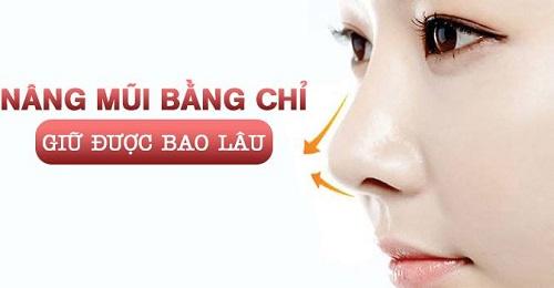 Nâng mũi chỉ tự tiêu là gì? Giữ Dáng mũi Đẹp trong bao lâu? Hình 4