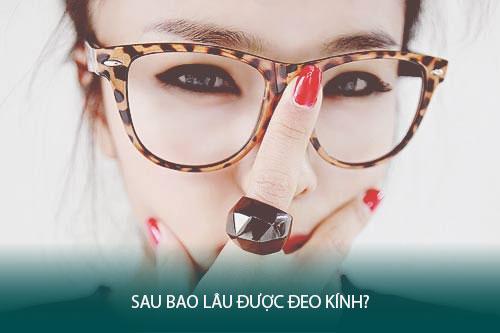 Nâng mũi bao lâu thì được Trang điểm, Đeo kính và Đắp mặt? Hình 2