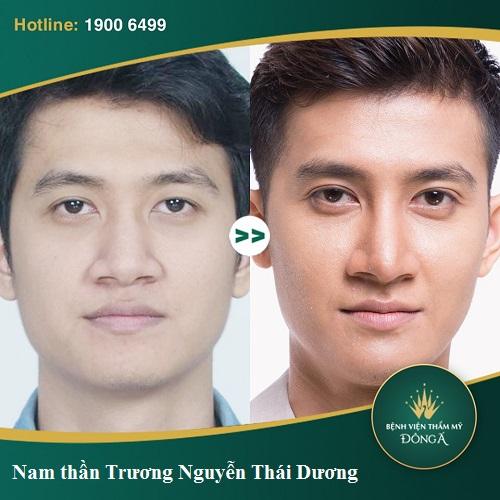 TOP 5 Dáng mũi đẹp nam giới của các HOT BOY Showbiz Việt - Hình 13