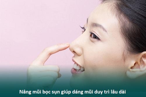 Nâng mũi bọc sụn tai - Phương pháp An Toàn cho Mũi đẹp Vĩnh viễn - Hình 2