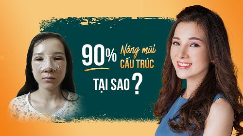 Nâng mũi S line cấu trúc - Nâng mũi giá tốt - Sao Việt thích mê - Hình 9
