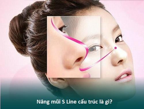 Nâng mũi S Line cấu trúc là gì | Giá nâng mũi bao nhiêu thì Đẹp lâu? Hình 1