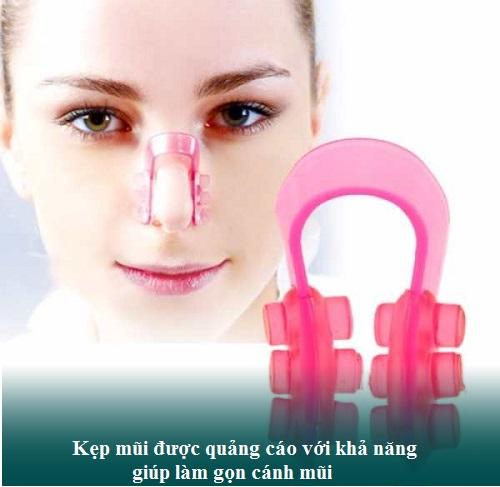 Thu nhỏ cánh mũi không phẫu thuật bằng Nội Soi Không Đau Đớn - Hình 2