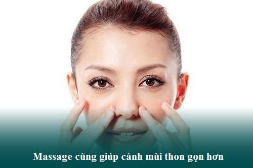 Thu nhỏ cánh mũi không phẫu thuật bằng Nội Soi Không Đau Đớn - Hình 4